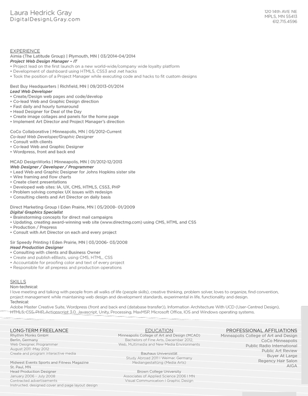 LHedrickGray_Resume